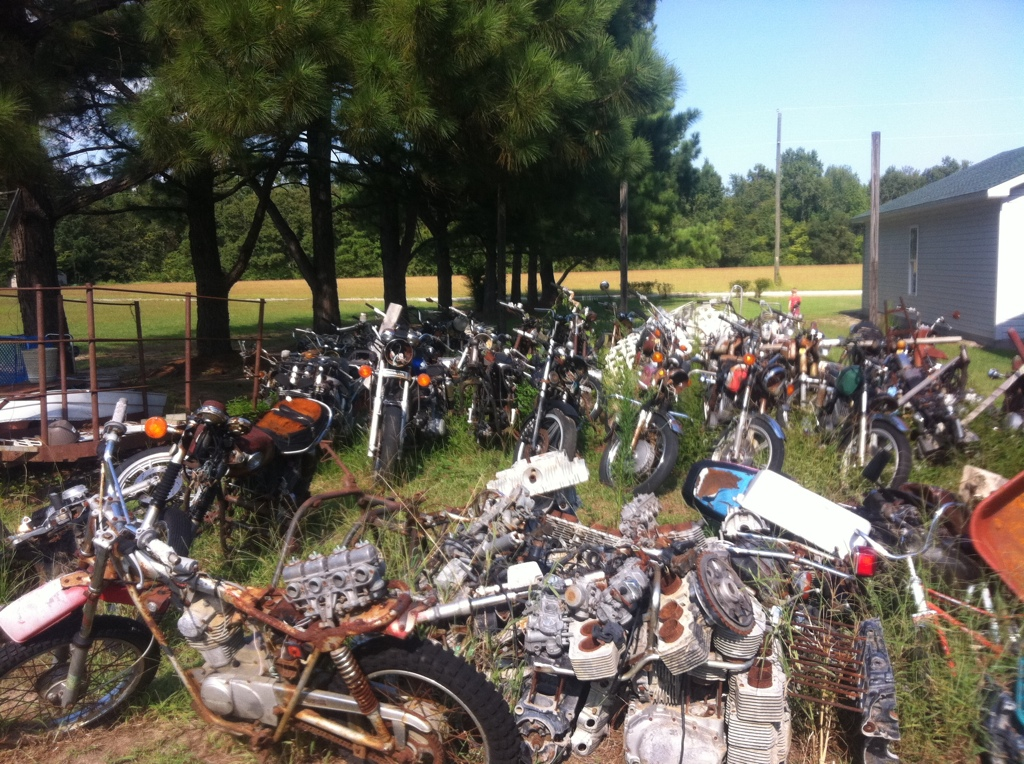 Used car parts salvage yards near me 15